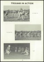 1956 Atlantic High School Yearbook Page 66 & 67