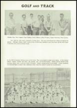 1956 Atlantic High School Yearbook Page 72 & 73