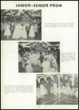 1956 Atlantic High School Yearbook Page 78 & 79
