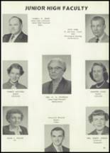1956 Atlantic High School Yearbook Page 80 & 81