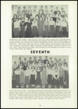 1956 Atlantic High School Yearbook Page 82 & 83