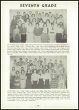 1956 Atlantic High School Yearbook Page 84 & 85