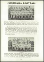 1956 Atlantic High School Yearbook Page 86 & 87