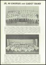 1956 Atlantic High School Yearbook Page 88 & 89