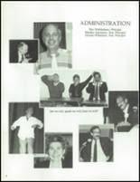 1990 South Kingstown High School Yearbook Page 10 & 11