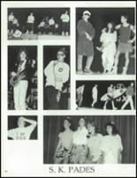 1990 South Kingstown High School Yearbook Page 66 & 67