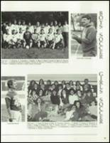 1990 South Kingstown High School Yearbook Page 78 & 79