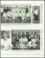 1990 South Kingstown High School Yearbook Page 82 & 83