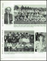 1990 South Kingstown High School Yearbook Page 84 & 85