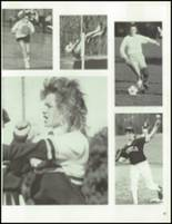1990 South Kingstown High School Yearbook Page 88 & 89