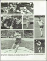 1990 South Kingstown High School Yearbook Page 94 & 95