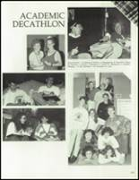 1990 South Kingstown High School Yearbook Page 118 & 119