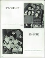 1990 South Kingstown High School Yearbook Page 124 & 125