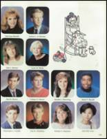 1990 South Kingstown High School Yearbook Page 134 & 135