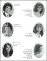 1981 Ketcham High School Yearbook Page 40 & 41