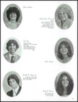 1981 Ketcham High School Yearbook Page 52 & 53