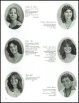 1981 Ketcham High School Yearbook Page 64 & 65