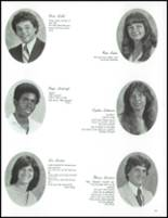 1981 Ketcham High School Yearbook Page 70 & 71