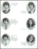 1981 Ketcham High School Yearbook Page 72 & 73