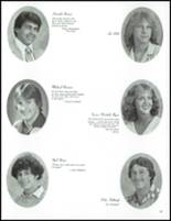 1981 Ketcham High School Yearbook Page 92 & 93