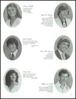 1981 Ketcham High School Yearbook Page 94 & 95