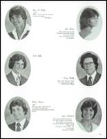1981 Ketcham High School Yearbook Page 96 & 97