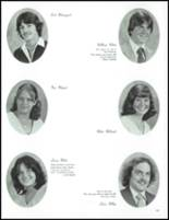 1981 Ketcham High School Yearbook Page 108 & 109