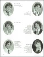 1981 Ketcham High School Yearbook Page 110 & 111