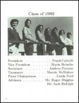 1981 Ketcham High School Yearbook Page 142 & 143