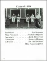 1981 Ketcham High School Yearbook Page 154 & 155