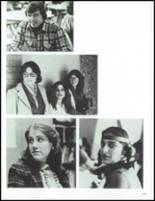 1981 Ketcham High School Yearbook Page 166 & 167