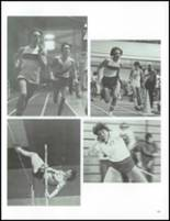 1981 Ketcham High School Yearbook Page 184 & 185