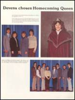 1983 Independence Christian High School Yearbook Page 12 & 13