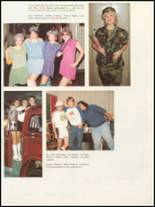 1983 Independence Christian High School Yearbook Page 16 & 17