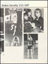 1983 Independence Christian High School Yearbook Page 26 & 27