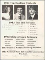 1983 Independence Christian High School Yearbook Page 34 & 35