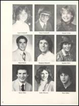 1983 Independence Christian High School Yearbook Page 40 & 41