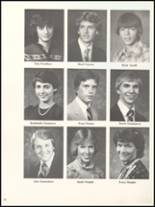 1983 Independence Christian High School Yearbook Page 42 & 43
