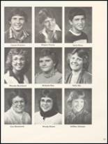 1983 Independence Christian High School Yearbook Page 46 & 47