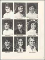 1983 Independence Christian High School Yearbook Page 48 & 49