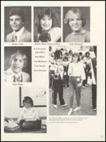 1983 Independence Christian High School Yearbook Page 50 & 51