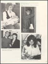 1983 Independence Christian High School Yearbook Page 54 & 55