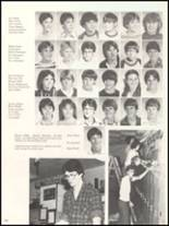 1983 Independence Christian High School Yearbook Page 62 & 63