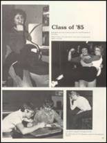 1983 Independence Christian High School Yearbook Page 70 & 71