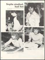 1983 Independence Christian High School Yearbook Page 72 & 73