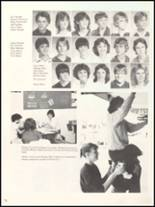 1983 Independence Christian High School Yearbook Page 78 & 79