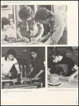 1983 Independence Christian High School Yearbook Page 84 & 85