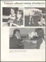 1983 Independence Christian High School Yearbook Page 94 & 95