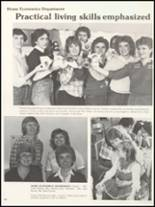 1983 Independence Christian High School Yearbook Page 98 & 99