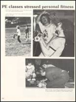 1983 Independence Christian High School Yearbook Page 104 & 105